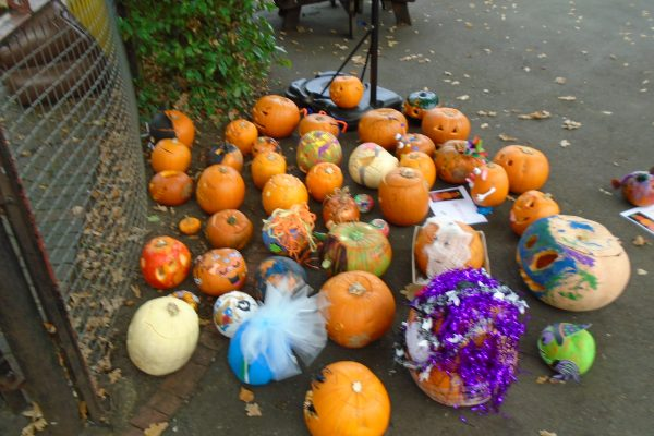Pumpkin Parade 1