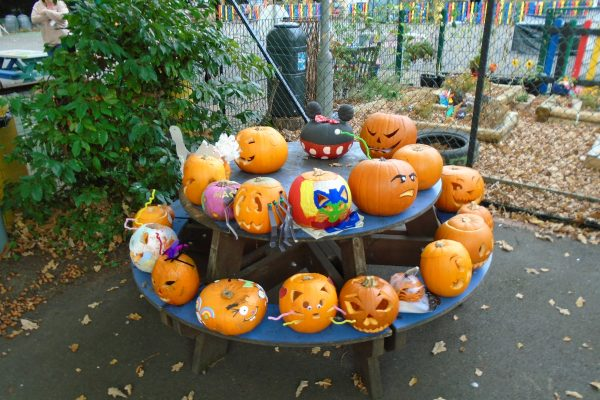 Pumpkin Parade 2