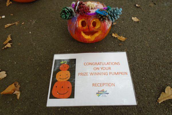 Pumpkin Year R Winner