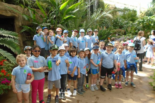 Year 1 Trip to Wisley 1