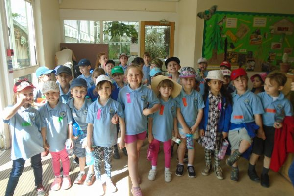 Year 1 Trip to Wisley 15