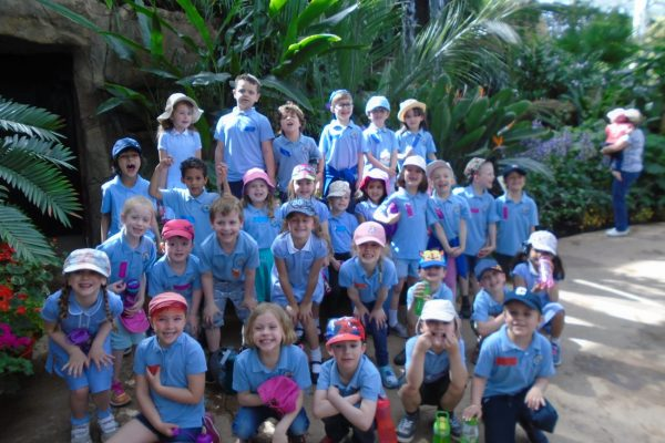 Year 1 Trip to Wisley 2