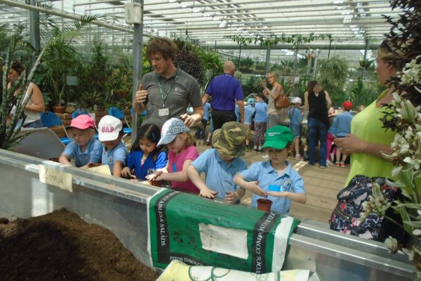Year 1 Trip to Wisley 20
