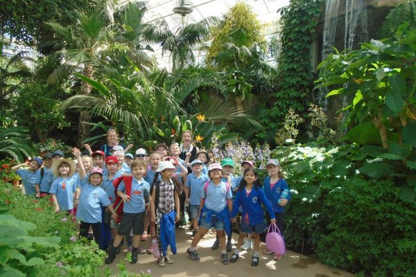 Year 1 Trip to Wisley 23