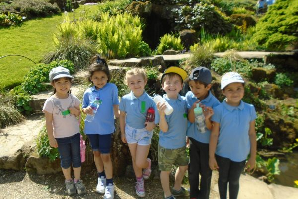 Year 1 Trip to Wisley 3