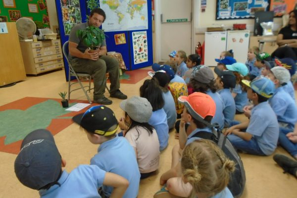 Year 1 Trip to Wisley 8