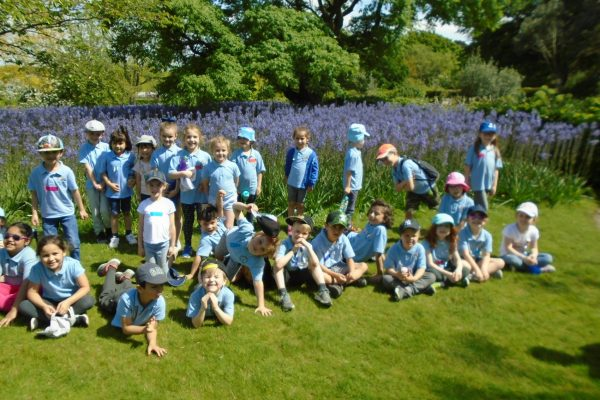 Year 1 Trip to Wisley 9