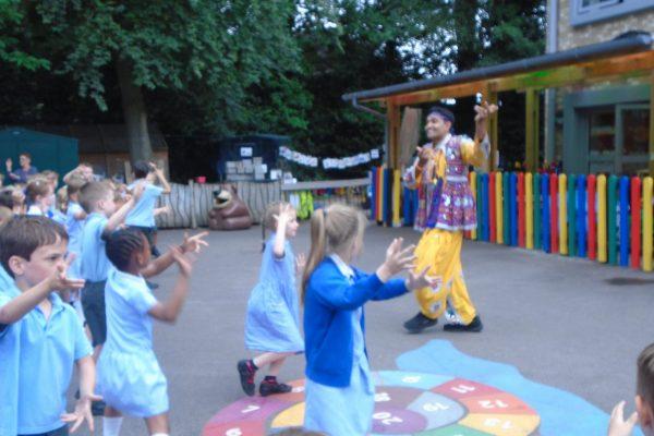 Indian Dancing 6