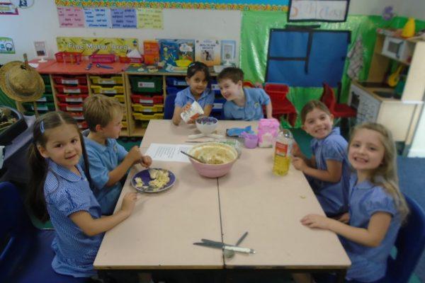 Squirrel class baking 4