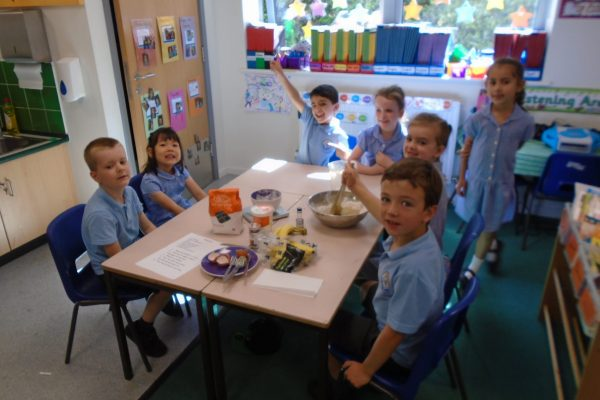 Squirrel class baking 5