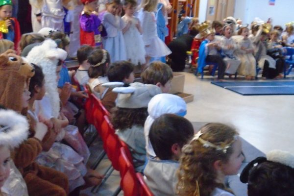 Year R Christmas Production 4