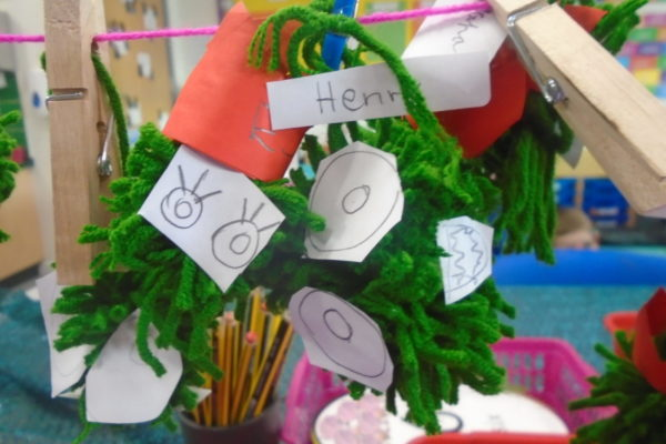 Yr 1 Christmas Craft 1