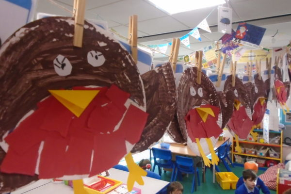 Yr 1 Christmas Craft 2