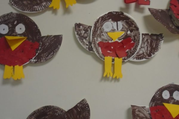 Yr 1 Christmas Craft 3
