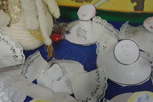 Yr 1 Christmas Craft 4