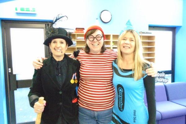 World Book Day Staff 1