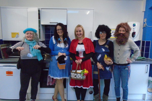 World Book Day Staff 5