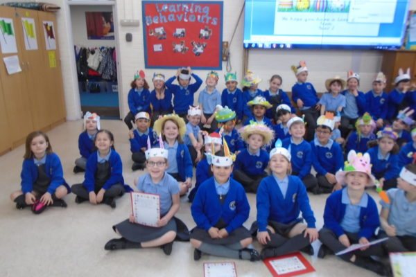 Y2 Easter Assembly 1