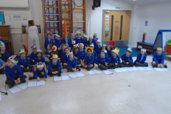 Y2 Easter Assembly 2