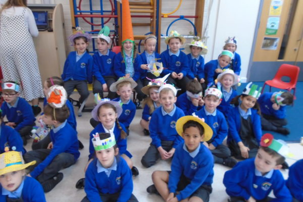 Y2 Easter Assembly 3