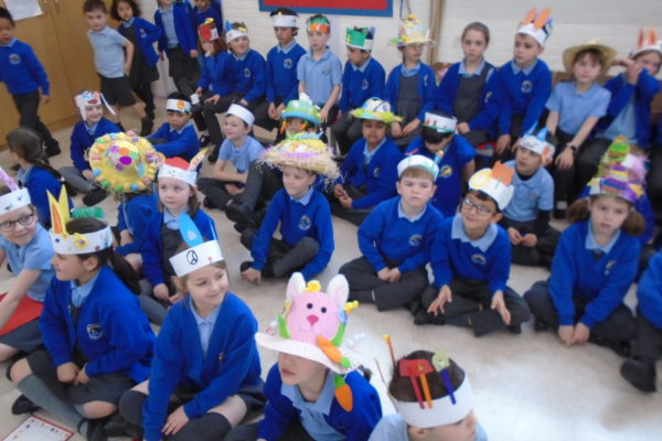Y2 Easter Assembly 4