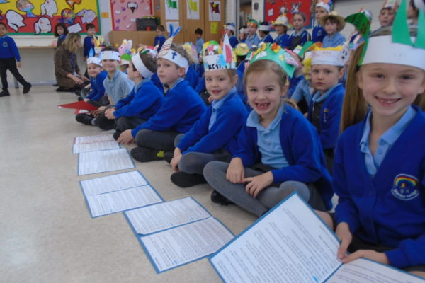 Y2 Easter Assembly 5