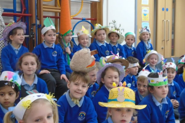 Y2 Easter Assembly 7