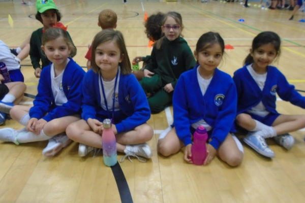 Y2 Cleves Sports Festival 1
