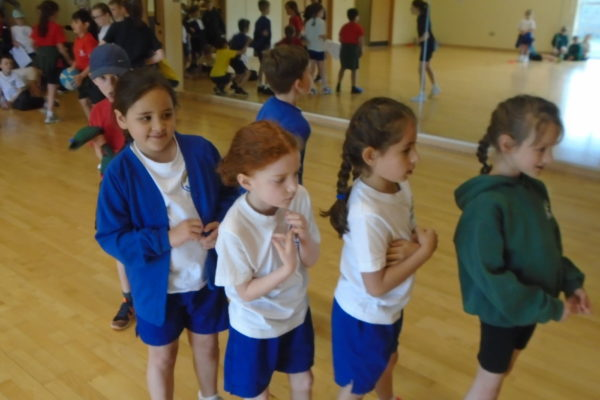 Y2 Cleves Sports Festival 10