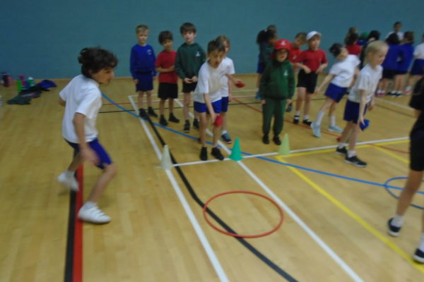 Y2 Cleves Sports Festival 2