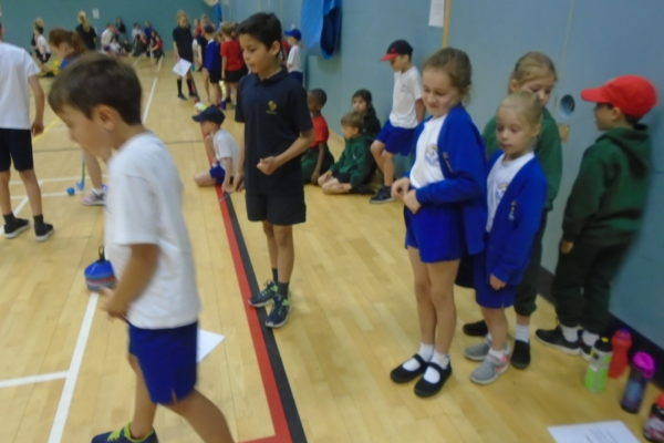 Y2 Cleves Sports Festival 3