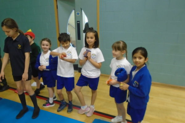 Y2 Cleves Sports Festival 4