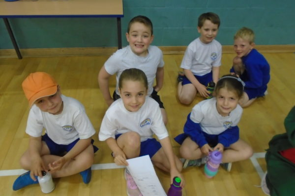 Y2 Cleves Sports Festival 6