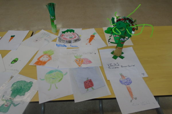 Design a Vegetable 2