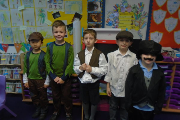 Year 2 Victorian Day 2019 2