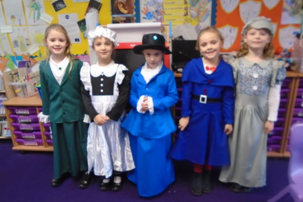 Year 2 Victorian Day 2019 4