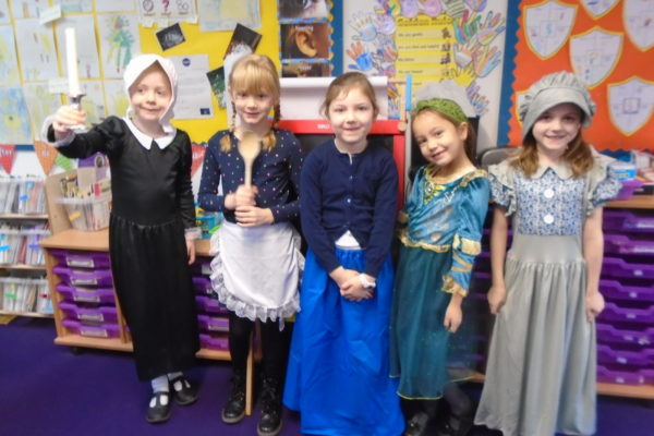 Year 2 Victorian Day 2019 5